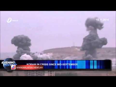 Syria News | Kobani In Crisis Since Mid September