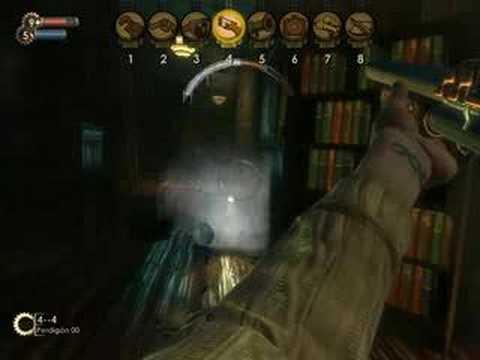 Bioshock Español Point Prometheus Parte 1