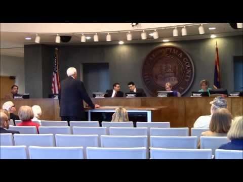 Foreign Trade Zone Agreement Unanimously Approved by Pima County Board of Supervisors