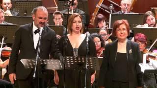 18 Mart 2016 Çanakkale Şehitlerini Anma Konseri