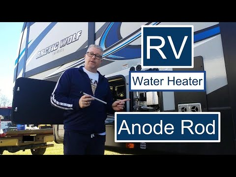 RV Water Heater Anode Rod Replacement | RV Water Heater Tips & Tricks