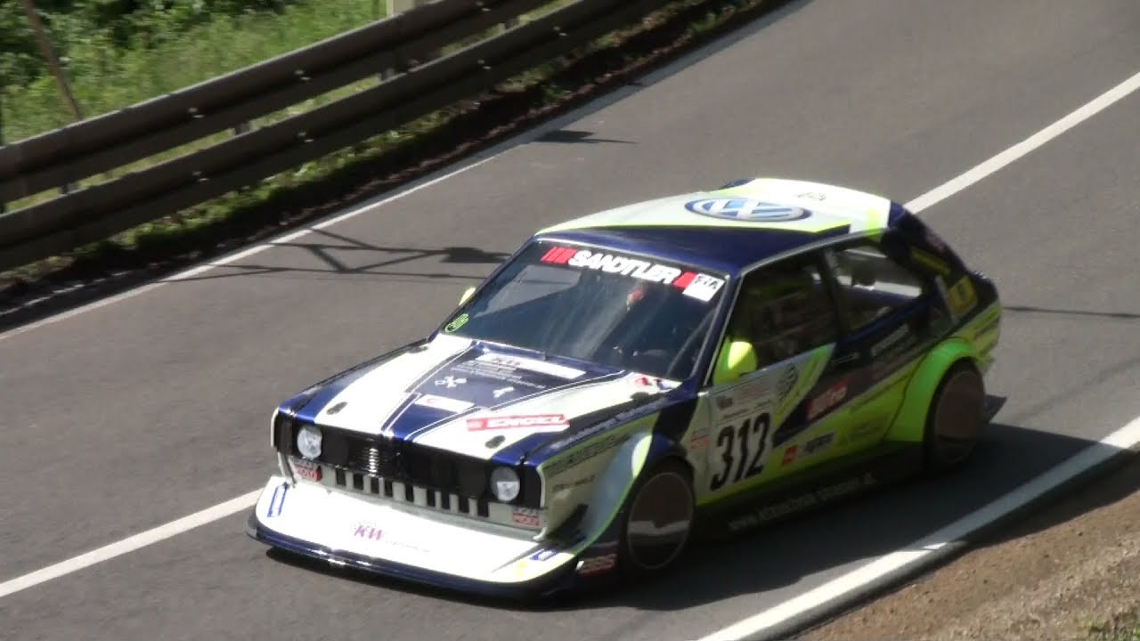 Hillclimb Bergrennen Glasbach 2017 Best Of Touring Cars Qualifiying Cles G E1