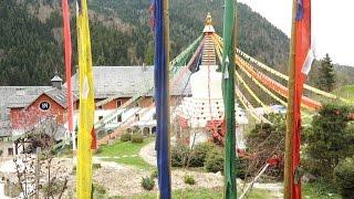 Karma Ling, centre bouddhiste en Savoie