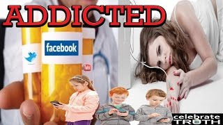 SHOCKING! Is SOCIAL MEDIA The MOST DANGEROUS DRUG In The World?