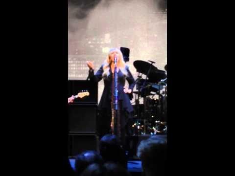 Fleetwood Mac. Gypsy. . 3-27-15 scott trade center Saint Louis Mo