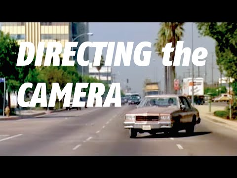 Hollywood Film Directing: Directing the Camera (Trailer)