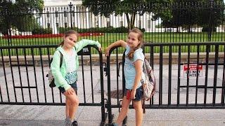 США, Вашингтон (Гостиница, Белый дом, Зоопарк, Еда)  часть 1 (15-20 Июня)(Видео из нашей поездки в Вашингтон DC! Извиняюсь за помехи, но по-другому почему-то не получилось.(, 2015-06-22T20:14:38.000Z)