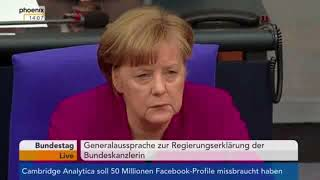 AfD Gauland nimmt sich Angela Merkel vor