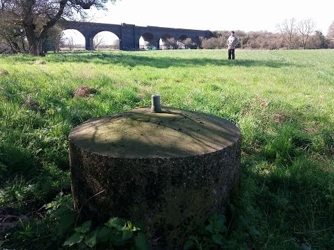 Lost Spigot Mortar found in Leicestershire