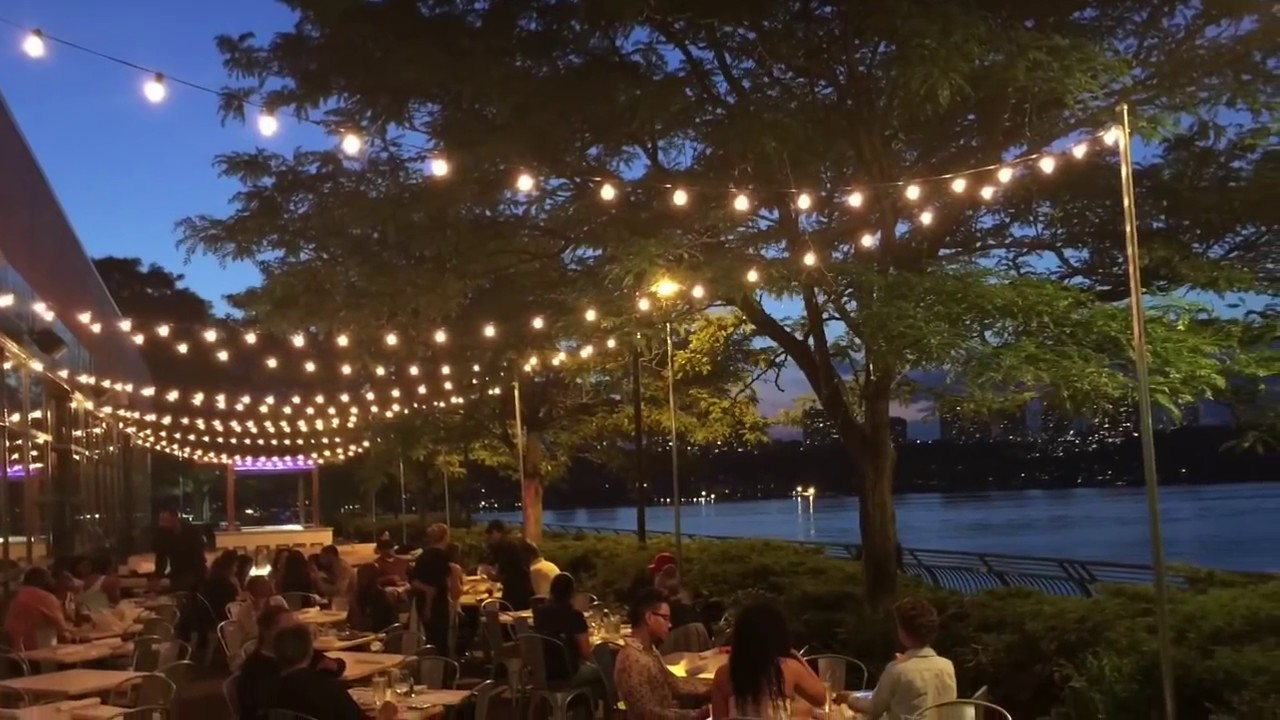 led lighting at sofrito restaurant youtube