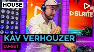 Kav Verhouzer (DJ-Set)   SLAM!