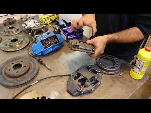 Race Car Brakes Explained