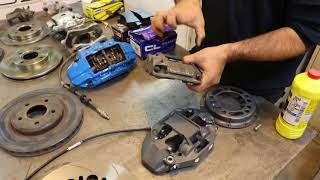 Racing Brakes Explained