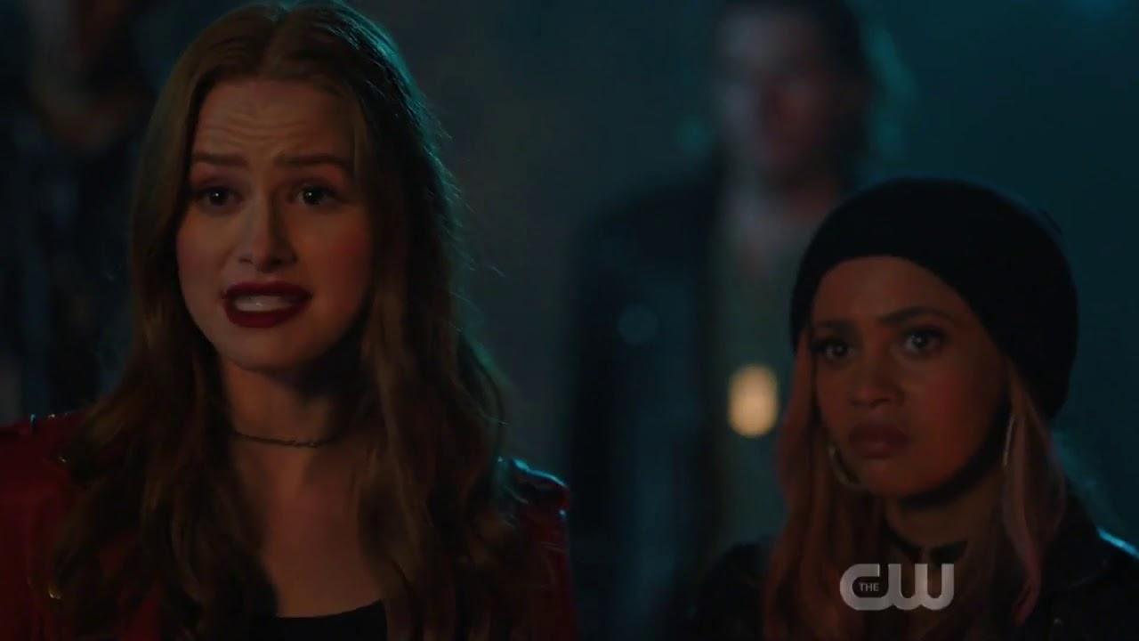 Download Riverdale Season 3 Episode 9| Serpants exile Cherry and Tony