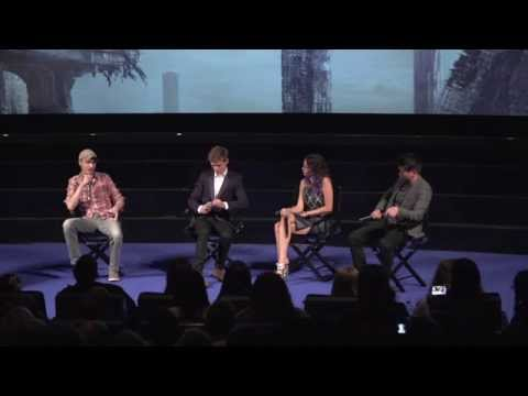 Maze Runner: Scorch Trials Fan Q&A - Kaya Scodelario, Thomas Brodie-Sangster, Ki Hong Lee, Wes Ball