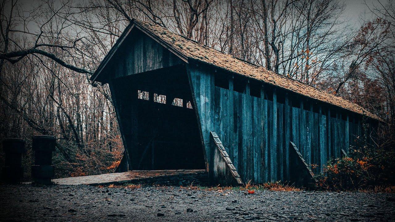 Location Scouting - Pisgah Covered Bridge, NC