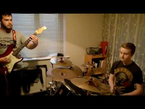 Jack Haigh (Drums) - Master of Puppets (spare bedroom edit!!)