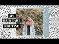 MY HAIR CARE ROUTINE   my favourite products