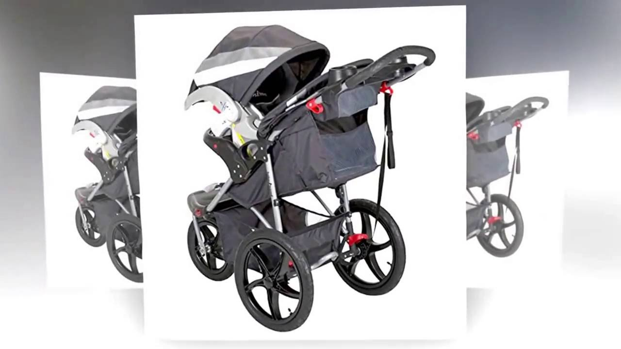 Baby Trend Range Jogging Stroller Review By