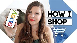 eBay Shopping - Basic Tips To Grab A Bargain + Haul
