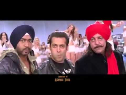 son of sardar pon ponfull video songsalman khan   YouTube