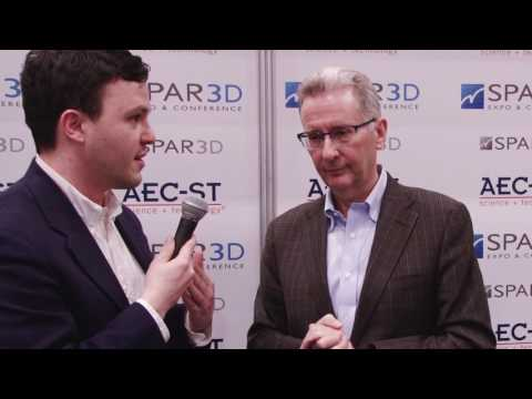 SPAR3D Expo & Conference 2017 - Exploring a Broader Long Term Vision of 3D Technology with Greg Bent