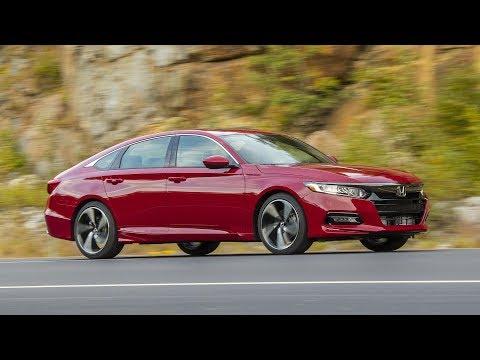 2019 Honda Accord Sedan EX 1.5T CVT Review: Price, Specs & Features
