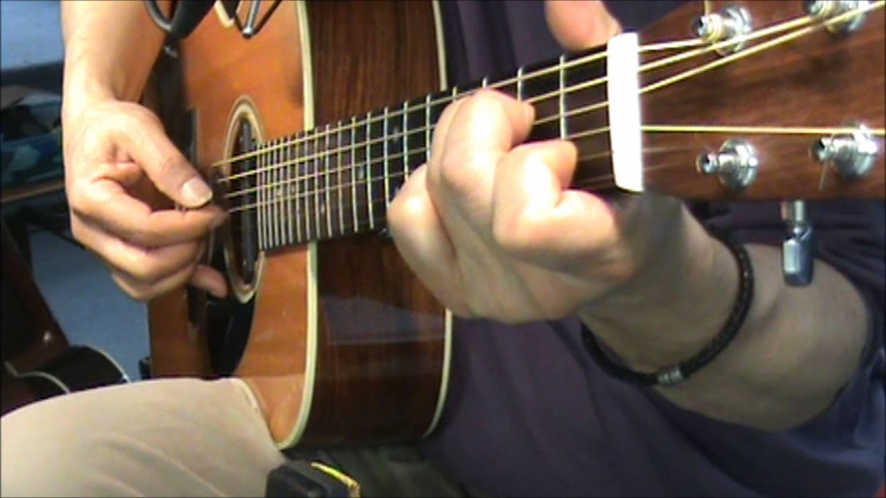 Say A Little Prayer Aretha Franklin No Harmony Fingerstyle Chords