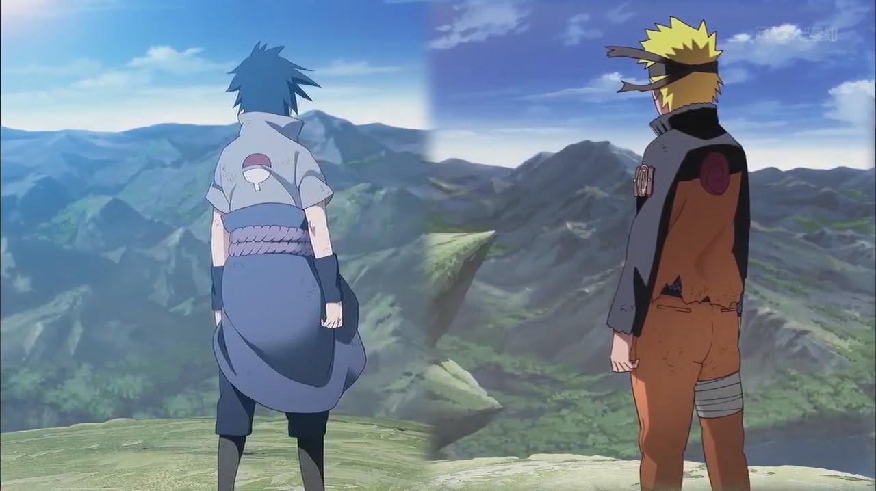 NARUTO vs SASUKE - Naruto Shippuden Anime Preview of Final ...