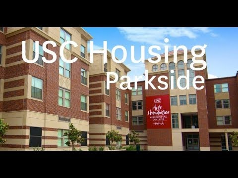 Usc Housing Parkside Area Suite Style Living