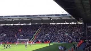 Video Gol Pertandingan West Bromwich Albion vs Leicester City