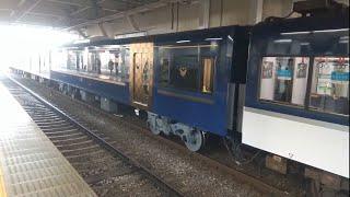 【京阪】3000系プレミアムカー 丹波橋入線〜発車