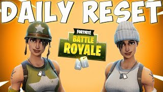 REALLY GOOD DAY - Fortnite Daily Reset New Items in Item Shop
