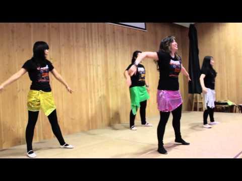 Ku Di Bri Kuasa Worship Dance