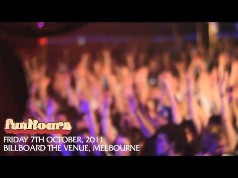 The Funkoars (LIVE) - The Quickening Melbourne Album Launch (Billboard The Venue, 7th October 2011)