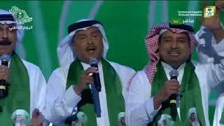 الفنانون بصوت واحد .. ربنا واحد .. دربنا واحد .. #كلنا_سلمان_وكلنا_محمد.