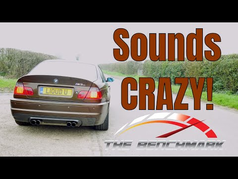 BMW E46 M3 SMG - Launch Control - Loud & Exhaust Sounds Incredible