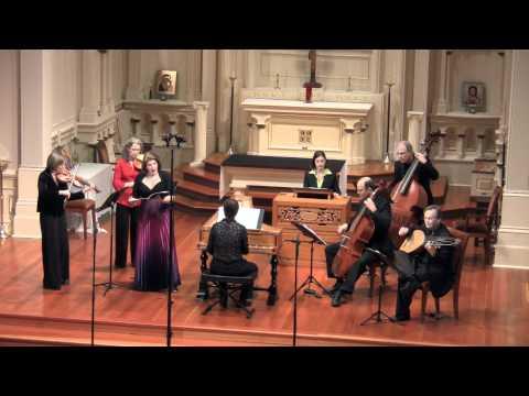 Handel Gloria: Laudamus Te,  Laura Heimes with Voices of Music