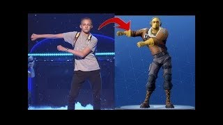 10 FORTNITE DANCES & WHERE THEY'RE FROM