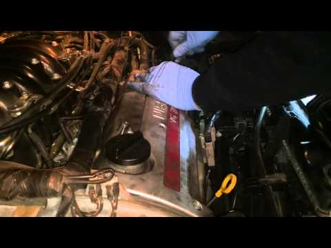how to replace ignition coils nissan maxima 3.0