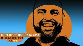 Die Blaue Stunde #80 vom 16.09.2018 mit Serdar Somuncu und Henning Schmidt