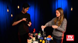Top Chef's Brooke and Kristen mix it up with cocktails