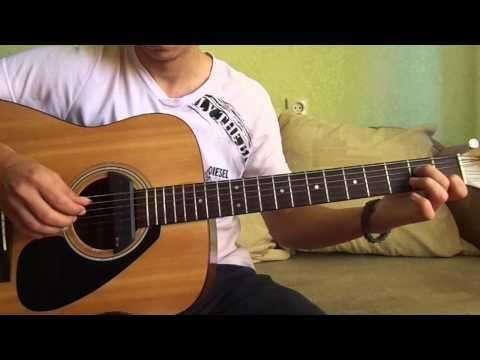 Армейские песню под гитару видеоурок видео ::