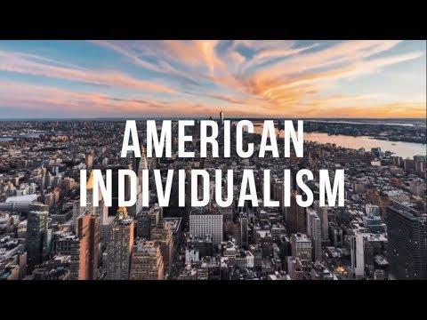 [3A15_Video Project] American Individualism