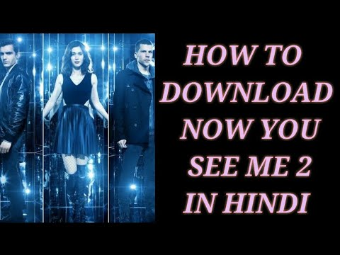 How To Now You See Me 2 Movie In Hindi By Golden Times