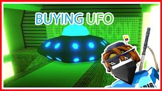 KAUFEN UFO IN ROBLOX JAILBREAK