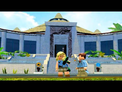 Jun 12, 2015. Lego jurassic world releases today, but with jurassic world content planned for lego dimensions do families need both games this year, not.