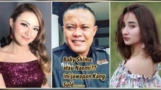 Baby Shima minta Kang Sule buat PILIHAN.. NAOMI atau BABY SHIMA??