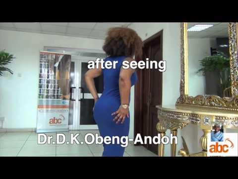 UK Journalist  testimony- ADVANCED VASER LIPOSUCTION by Dr. D.K. Obeng-Andoh in Ghana, Nigeria.
