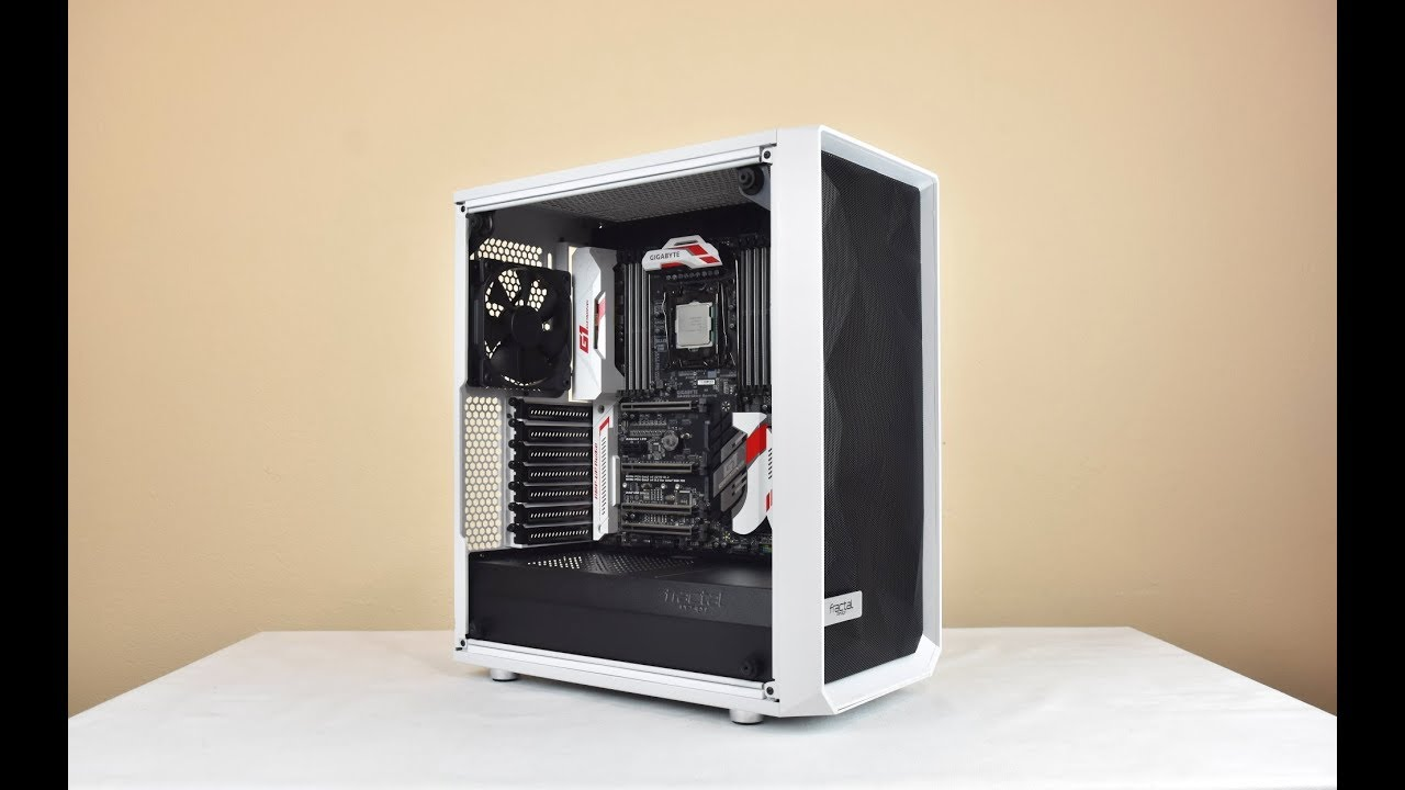Fractal Design Meshify C White Tg Unboxing Youtube,Types Of Quasi Experimental Research Design